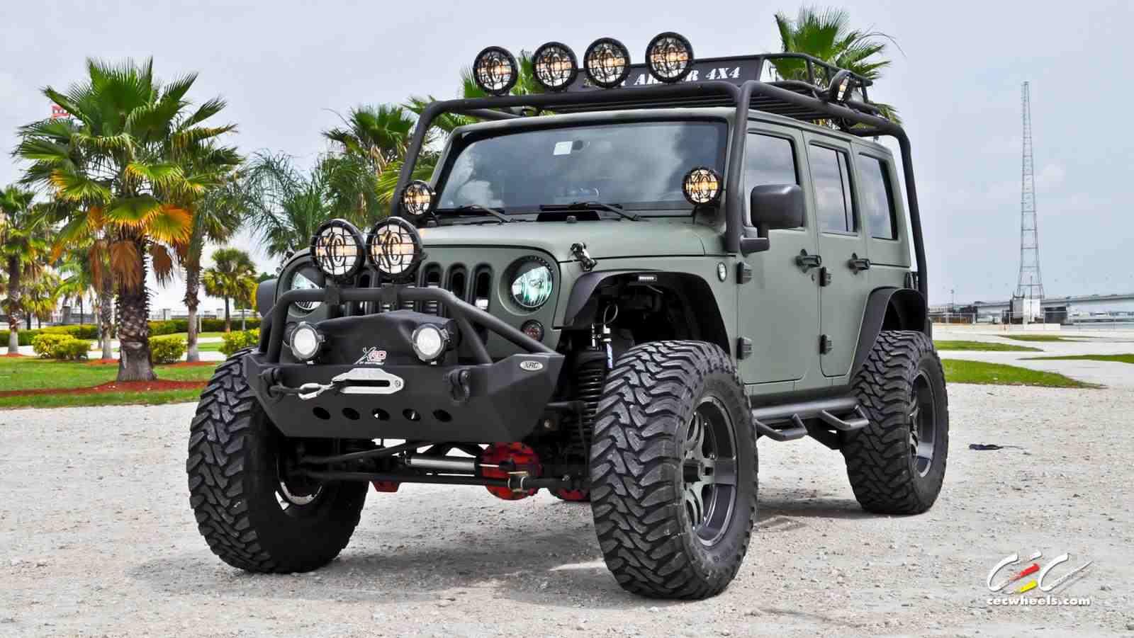 Jeep | SaharaSafaris.org
